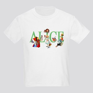 ALICE AND FRIENDS Kids Light T-Shirt
